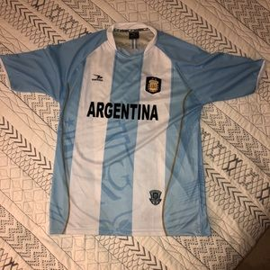 Argentina futbol Jersey